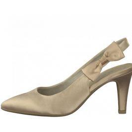 s.Oliver dámské sandály 36 zlatá