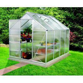 VITAVIA skleník VITAVIA VENUS 5000 PC 4 mm stříbrný