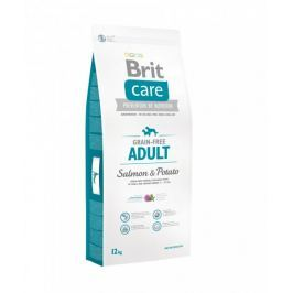 Brit Care Grain-free Adult Salmon & Potato 12 kg