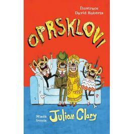 Clary Julian: Oprsklovi