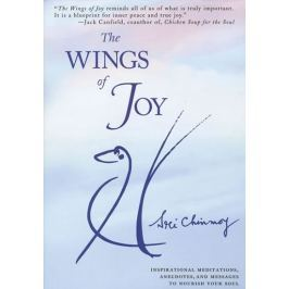 Chinmoy Sri: The Wings of Joy+CD Flute Music