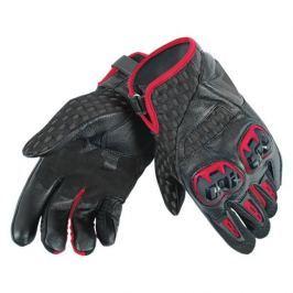 Dainese rukavice AIR HERO vel.S červená/černá, textil (pár)
