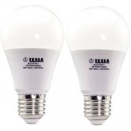 Tesla LED žárovka BULB, E27, 7W 2 pack