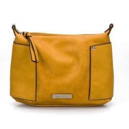 Tamaris žlutá crossbody kabelka Edna