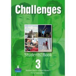 Harris Michael: Challenges 3 Student Book Global