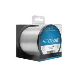FIN Vlasec Strong Cat Transparentní 0,50 mm 31,7 lb 500 m