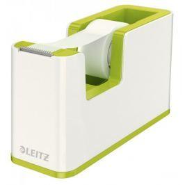 Odvíječ lepicí pásky Leitz WOW zelený/bílý