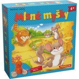 Mindok Mlsné myšky Rodinné hry