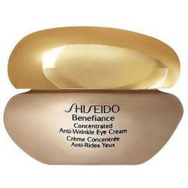 Shiseido Krém proti vráskám pro citlivé oční okolí Benefiance (Concentrated Anti-Wrinkle Eye Cream) 15 ml