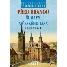 Česal Aleš: Tajemné stezky - Před branou Šumavy a Českého lesa