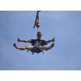 Poukaz Allegria - bungee Extrém, seskoky z jeřábu z 60 metrů  Olomouc