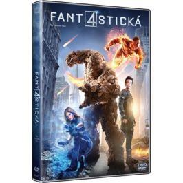 Fantastická čtyřka (2015)   - DVD