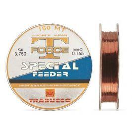 Trabucco Vlasec  T-Force Special Feeder 150 m Brown 0,14 mm, 2,8 kg