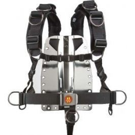 OMS Backplate komplet Comfort Harness II AL