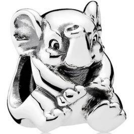 Pandora Stříbrný korálek Slon 791902 stříbro 925/1000