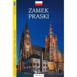 Kubík Viktor: Pražský hrad - průvodce/polsky