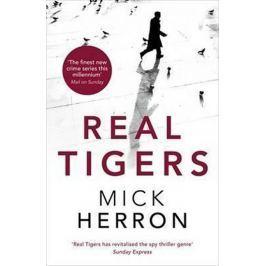 Herron Mick: Real Tigers : Jackson Lamb Thriller 3
