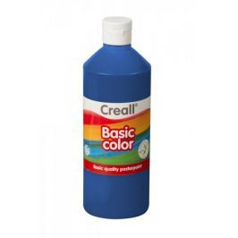 Barva temperová 0,5 l modrá tmavá