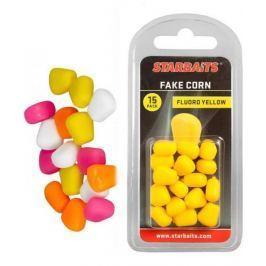 Starbaits Plovoucí Kukuřice Floating Fake Corn 15 ks bílá