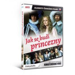 Jak se budí princezny   - edice KLENOTY ČESKÉHO FILMU (remasterovaná verze) - DVD