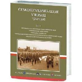 kolektiv autorů: Československá legie v Rusku I. (1914–1920)