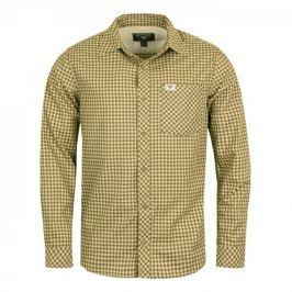 Bushman Košile DOMAIN, světle zelená, M
