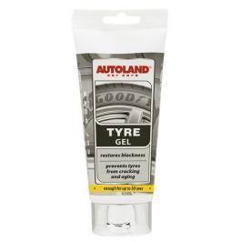 AUTOLAND Černidlo na pneumatiky, gel, 150 ml Černidla na pneumatiky