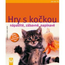 Linke-Grün Gabriele: Hry s kočkou - Nápadité, zábavné, napínavé