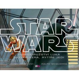 DiTerlizzi Tony, McQuarrie Ralph: Star Wars - Dobrodružství Luka Skywalkera, rytíře Jedi