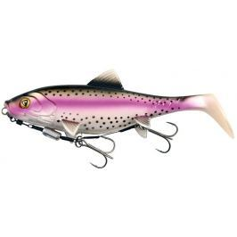 FOX RAGE Gumová Nástraha Replicant Shallow Rainbow Trout 18 cm