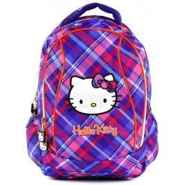 Target Školní batoh Hello Kitty Blue Square