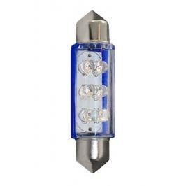 M-Tech LED žárovky - Basic, modrá, typ C5W, 0,37W