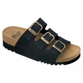 Scholl Zdravotní obuv RIO AD - černá (Velikost vel. 36)