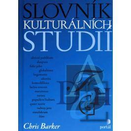 Barker Chris: Slovník kulturálních studií