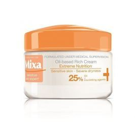 Mixa Bohatý výživný krém 25% 50 ml