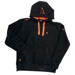 Fox Mikina Orange Hoodie M