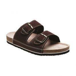 SANTÉ Zdravotní obuv pánská N/26/52/H/CP hnědá (Velikost vel. 50)