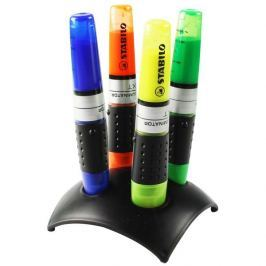 Zvýrazňovač Stabilo Luminator stolní set 4 barvy