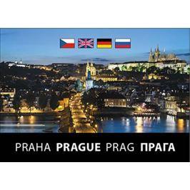 Sváček Libor: Praha /mini formát
