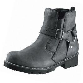 Held boty NASHVILLE vel.42 černá, kůže