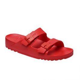 Scholl Zdravotní obuv Bahia - červená (Velikost vel. 38)