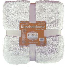 Home Super měkká plyšová deka 150x200 cm fialová