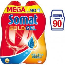 Somat Gold gel Neutra-Fresh 2 x 900 ml (90 mytí)