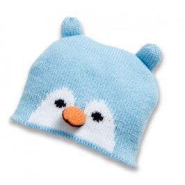 Heless Čepice zvíře blue