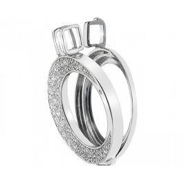 Hot Diamonds Stříbrný přívěsek Emozioni Luna DP615 stříbro 925/1000