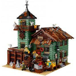 LEGO 21310 Starý rybářský obchod
