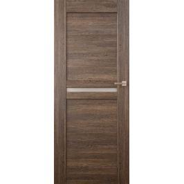VASCO DOORS Interiérové dveře MADERA kombinované, model 2, Ořech, D