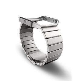 Fitbit řemínek pro Blaze, Univerzální, matná nerezová ocel