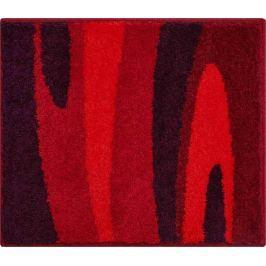 GRUND Česká koupelnová předložka, LATISANA 50x60 cm, červená