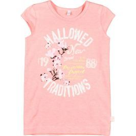 MMDadak dívčí tričko Fluo 104 růžová